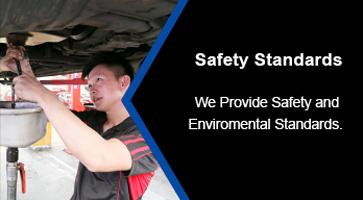Excel-Car-Safety-Standards
