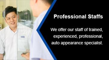 Excel-Car-professional-Staffs