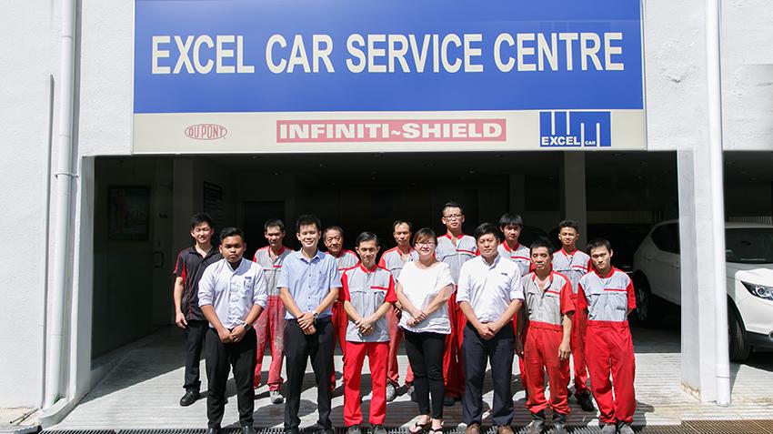 excel car service